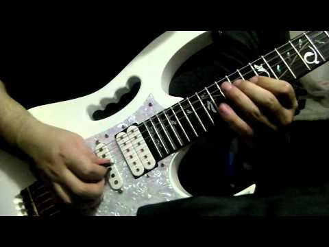 Lesson Guitar - Andy James - Combining Sweep Picking String Skipping Lesson