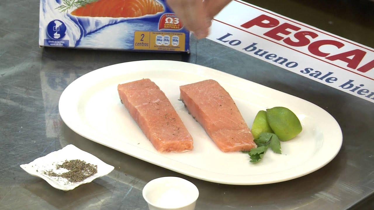 C mo cocinar pescado al vapor youtube - Como cocinar al vapor en microondas ...