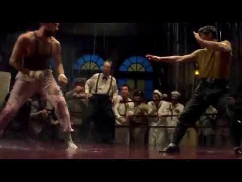 Боевая сцена, Джет Ли против Курт Роланд Петерссон (В баре)