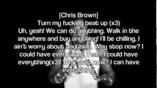 Busta Rhymes Ft. Chris Brown - Why Stop Now (Lyrics)