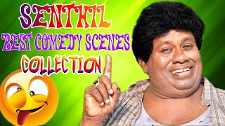 Senthil Comedy Scenes || Tamil Comedy Scenes || Tamil Comedy Movies Full