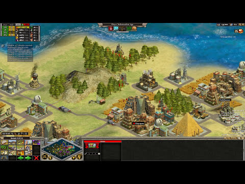 Rise of Nations: Extended Edition - Multiplayer 8 Players Super Fun | Deathmatch [1080p/HD]