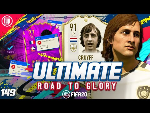 THIS CARD CHANGED EVERYTHING!!! ULTIMATE RTG #149 - FIFA 20 Ultimate Team Road to Glory