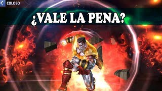 [MARVEL Future Fight] Review Uniforme Coloso Phoenix Five | ¿Vale la Pena?