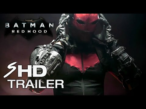 The Batman: Under the Red Hood (2021) Concept Movie Trailer (Fan Made)