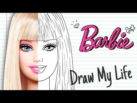 BARBIE | Draw My Life