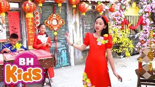 Như Hoa Mùa Xuân ♫ Quý Dương ♫ Nhạc Thiếu Nhi Đón Tết 2019