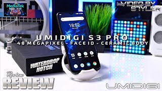 UMIDIGI S3 Pro | Informative Review | Helio P70, 48MP Camera, Waterdrop-Notch