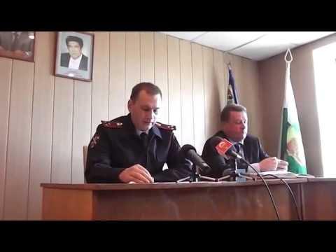 ПОЛИЦИЯ НОВОКУЗНЕЦКА О МАНЬЯКЕ   ЛЮДОЕДЕ- NOVOKUZNETSK POLICE ON CRIMINAL LÛDOEDE