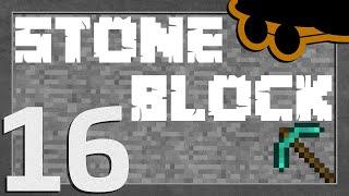 Stoneblock - Minecraft 1.12.2 Modded - Ep. 16 - Remodeling [STREAM ARCHIVE]
