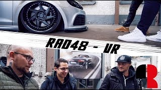 "VW Golf 6 R ""Bagged"" 