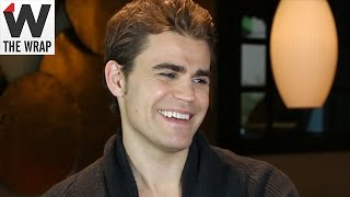 'The Vampire Diaries' Paul Wesley on Stefan and Caroline's Relationship Crawl