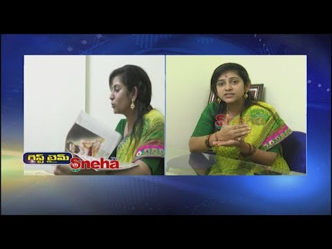 Exclusive Interview With TDP Leader Sadineni Yamini | Guest Time | Sneha TV |