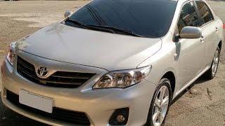 Caçador de Carros: Toyota Corolla 2013 automático (VENDIDO)