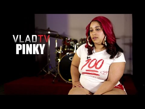 Pinky On Slut-shaming: My Career Is Just A Small Part Of Me video