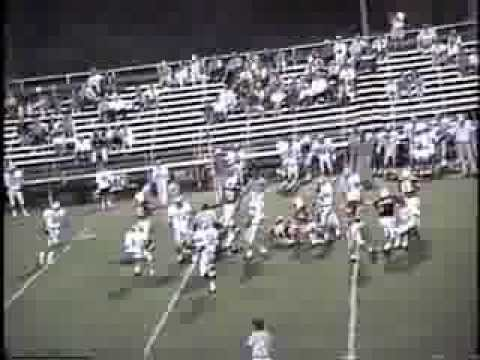 1992 Stratford Eagles (Macon, GA) at Westwood Wildcats (Camilla, GA) (football)