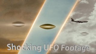 UFO Sightings Excellent Footage Just Released Archived And Current UFOs 8-17-2016