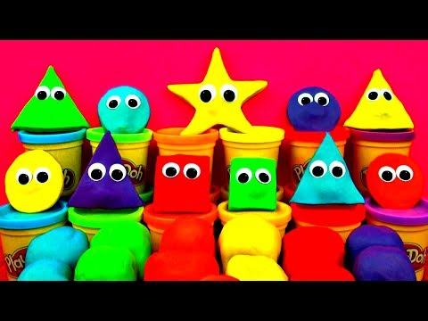 50 Play Doh Surprise Easter Eggs! Peppa Pig Disney Frozen Princess Cars Marvel Kinder Toys FluffyJet