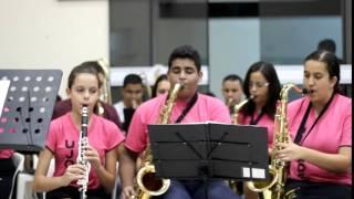 VII UJOADEB - Banda Maranata - Musica - A Deus Seja a Glória