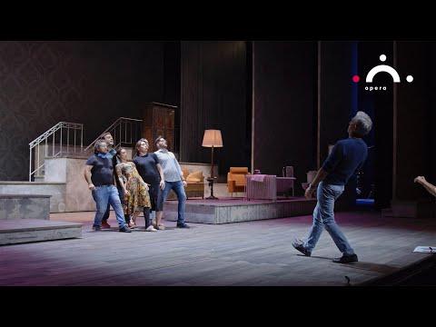Thumbnail of Laurent Pelly discusses La Cenerentola