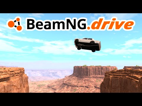 BeamNG Drive - OUT OF GAS CHALLENGE, Outback Trials