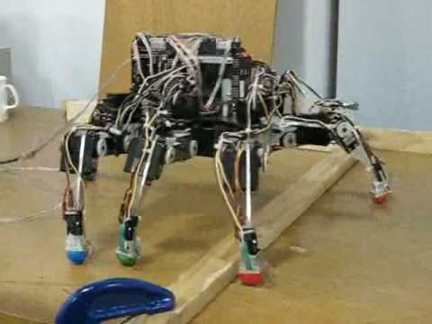 Autonomous Robot With Neurologically-Based Control System