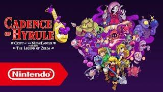 Cadence of Hyrule: Crypt of the NecroDancer featuring The Legend of Zelda - Trailer E3 2019