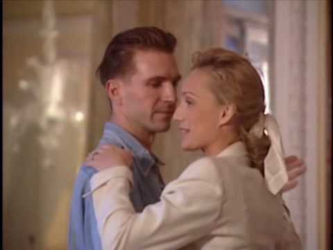 Ralph Fiennes & Kristin Scott Thomas Dancing English Patient