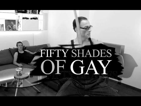 50 SHADES OF GAY avec Jean-Claude Van Damme et Simon Gosejohann