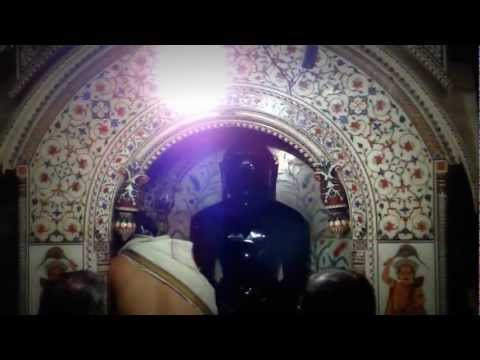 Sheetalnaath Bhagwaan Digambar Pratima At Shwetambar Jain Mandir, Agra video