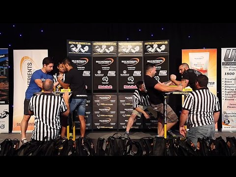 2014 National Armwrestling Championships - Preliminaries