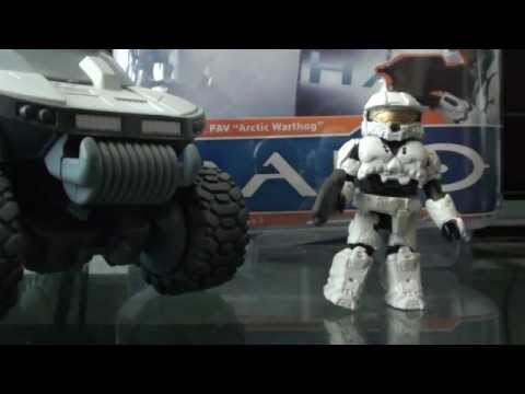 Halo Minimates Warthog Halo Minimates Series 3 M12