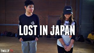 Shawn Mendes Lost In Japan Choreography By Jake Kodish Ft Sean Lew Kaycee Rice Jade Chynoweth