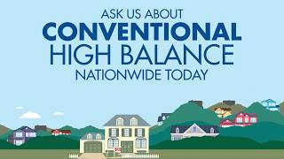 Great news! Our special High Balance loans nationwide just got higher!