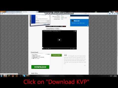 Minecraft 1.7.2 MOD INSTALLATION Kovacics Mod Pack