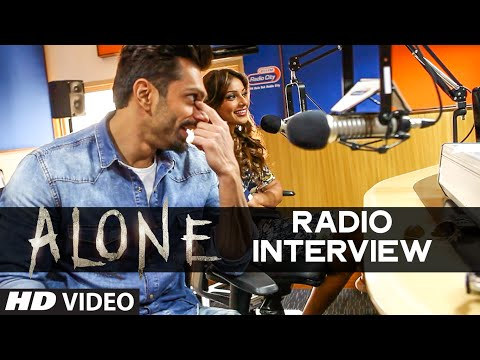 Bipasha Basu and Karan Singh Grover Interview | Alone | Bollywood Interviews | T-series
