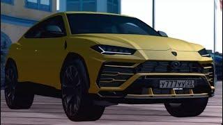 НОВЫЙ  Lamborghini Urus,  ЗАВТРА ОБНОВА MTA CCDPLANET
