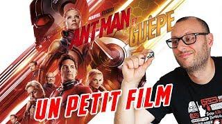 ANT-MAN ET LA GUÊPE - Critique ! Quand Marvel rétrécit son scénario