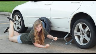 THOT's Guide To Changing A Tire