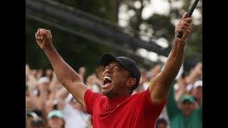 Tiger Woods de retour au sommet de son art