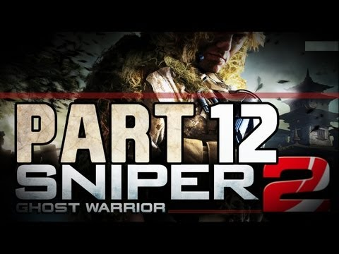 Sniper Ghost Warrior 2 Gameplay Walkthrough Part 12 - GHOSTS OF SARAJEVO! [Act 3] (Sniper Gameplay)