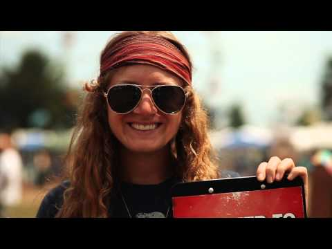 Reflecting Upon Our Time Together - Gathering of the Vibes 2013 Recap Video