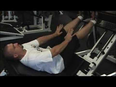 Leg Press: The do's and don'ts with Will Brink Image 1