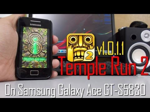 * Temple Run 2 v1.0.1.1 for Galaxy Ace GT-S5830 and ARMv6 devices