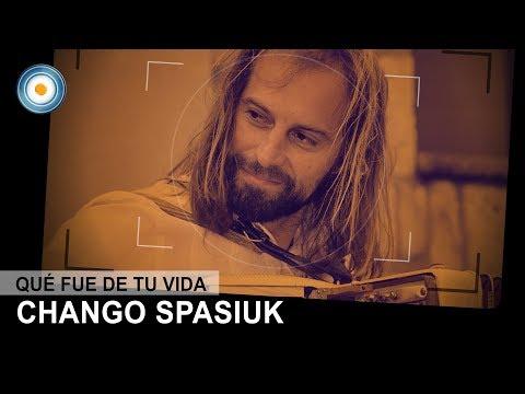 ¿Qué fue de tu vida? 14-08-10 Chango Spasiuk (2 de 4)