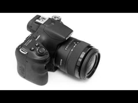 Sony Alpha 58 (SLT-A58) - Einsteiger-DSLR Im Test [Deutsch / GER]