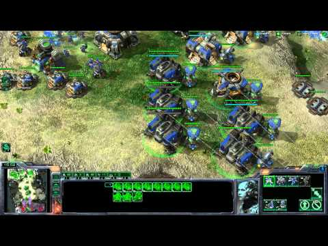 Starcraft II - Tutorials Revamped - Terran Part 3