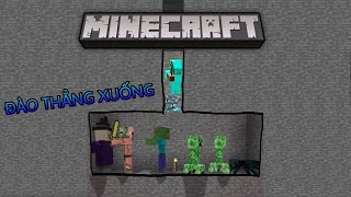 TOP 5 Luật Lệ Trong Minecraft Mà Đa Số Người Chơi Bị Mắc Phải !!!! KHÔNG ĐÀO THẲNG XUỐNG HẦM