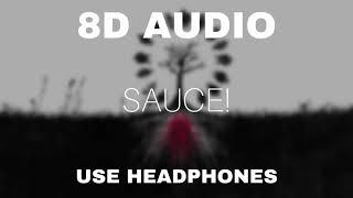 Xxxtentacion Sauce 8d Audio