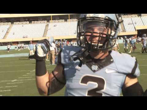 UNC Football: Sights & Sounds of Gameday